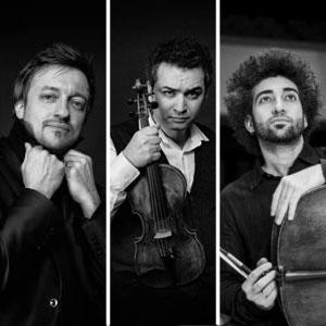 Trio Colomé, Enrique Bagaria, Josep Colomé, Josep Trescolí
