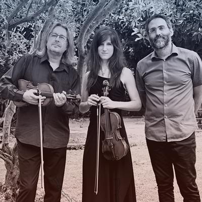 Trio Kafka, Mireia Puigmal, Stanislav Stepanek, Carles Raich