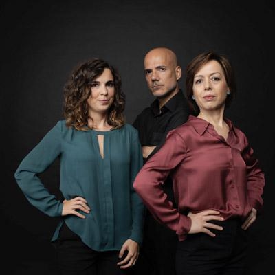 Obac Trio, Isabel Fèlix, Joan Estellés i Paula Martínez