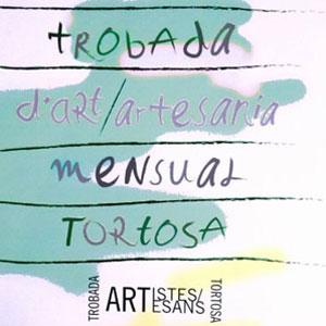 Trobada d'art i artesania a Tortosa