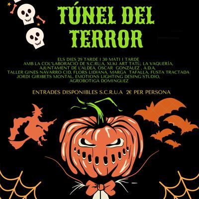 Túnel del Terror - L'Aldea 2021