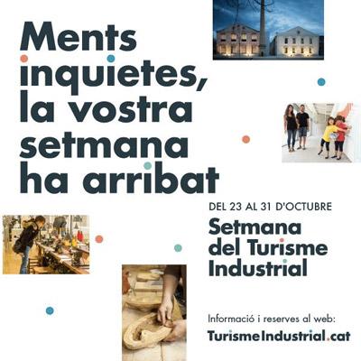 Setmana del Turisme Industrial de Catalunya, 2021