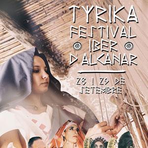 Tyrika, festival iber d'Alcanar - 2019