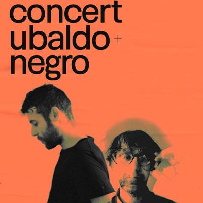 Ubaldo + Negro