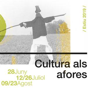 Ü del Bac 'Cultura als afores', 2019