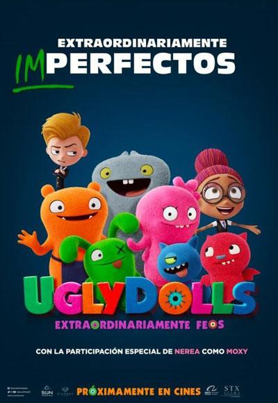 UglyDolls, extraordinariamente feos