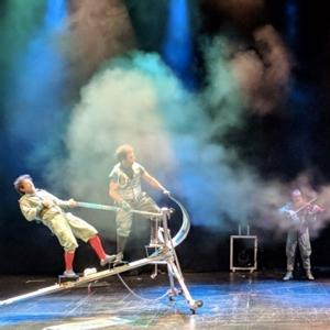 Teatre 'El viatge d'Ulisses' de companyia Teatro Gorakada