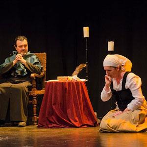 Teatre 'Una zorra se tendió en la calle y se hizo la muerta' - Maru-Jasp