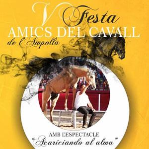 V Festa 'Amics del Cavall' - L'Ampolla 2019