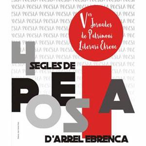 Ves Jornades de Patrimoni Literari Ebrenc - Tortosa 2019