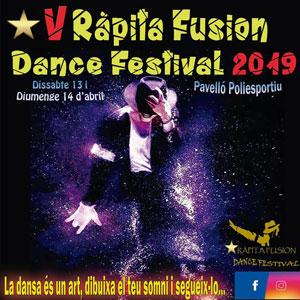 V Ràpita Fusion Dance Festival - La Ràpita 2019