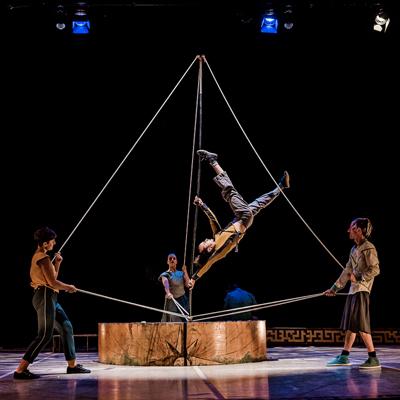 Espectacle 'Esencial' de Vaiven Circo