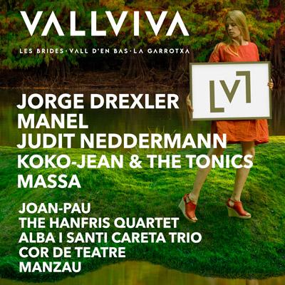 Vallviva, Festival dels Sentits, la Vall d'en Bas, 2021