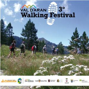 3a edició del Val d'Aran Walking Festival, 2020
