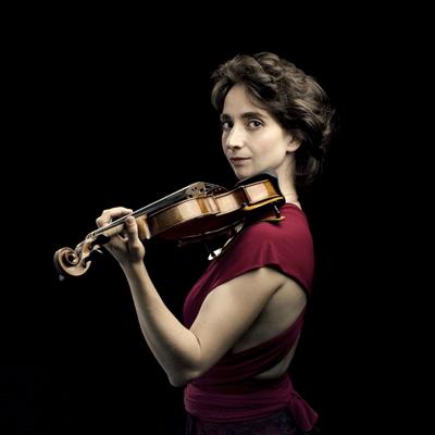 Vera Martínez Mehner, Violí