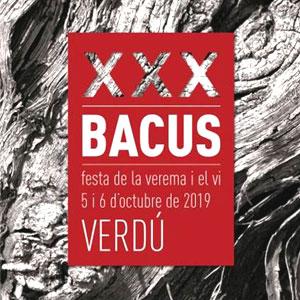 XXXa Festa de la Verema i el Vi a Verdú, 2019