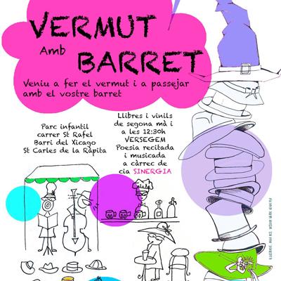 Vermut amb barret - La Ràpita 2021