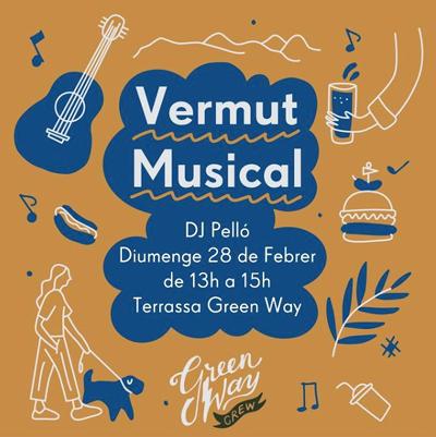 Vermut Musical 2 al Green Way, Tortosa, 2021