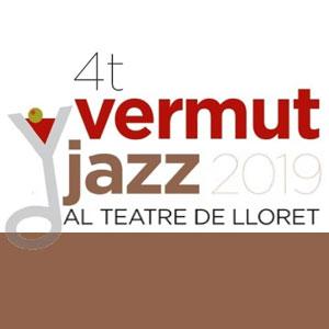 IV Vermut Jazz a la terrassa del Teatre de Lloret de Mar, 2019