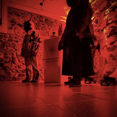 Els versots de Sant Sebastià de les colles de Diables i Diablons, Riudoms, 2021