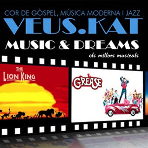 Concert de Veus.kat 'Music & Dreams. Un Concert de Pel·lícula'