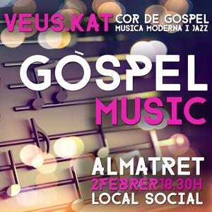 Concert de Veus.kat a Almatret, 2020