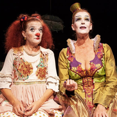 Teatre 'Veus que no veus' de la Companyia Pepa Plana