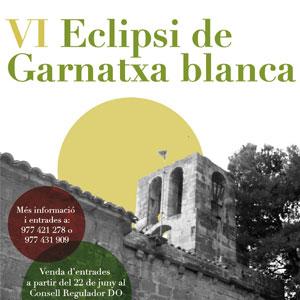 VI Eclipsi de Garnatxa blanca - Caseres 2019