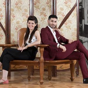 Víctor Jiménez i Raquel García-Tomás