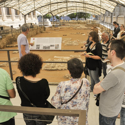 Vida i mort a Tàrraco a la Necròpolis Paleocristiana, Tarragona, 2020