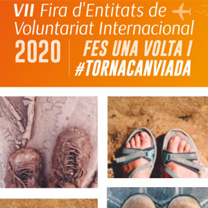 VII Fira d'Entitats de Voluntariat Internacional - Barcelona 2020