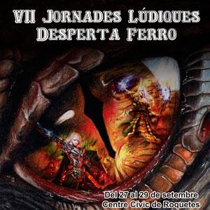 VII Jornades Lúdiques Desperta Ferro - Roquetes 2019