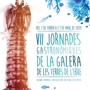 VII Jornades Gastronòmiques de la Galera - Terres de l'Ebre 2020