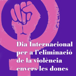 Dia Internacional Contra la Violència de Gènere a Sant Hilari Sacalm, 2019