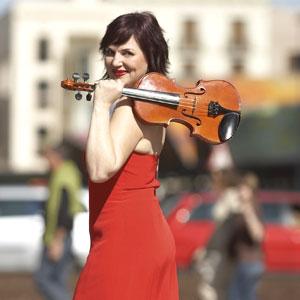 Ala Voronkova, violí