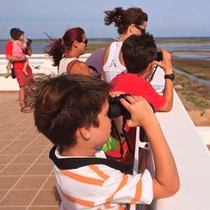 MónNatura Delta de l'Ebre - Visita dels menuts