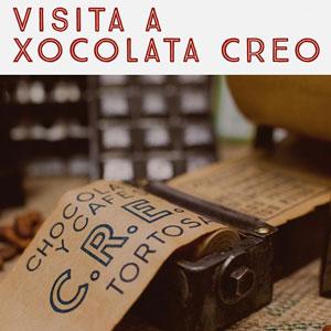 Visita a Xocolata Creo