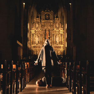 Espectacle 'Camí Reial' al Monestir de Santes Creus, Aiguamúrcia, 2019