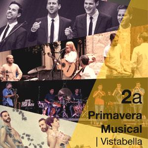 2a Primavera Musical a Vistabella, 2019