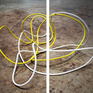 Instal·lació 'Vitals' de Mònica Campdepadrós i Rosa Pascual