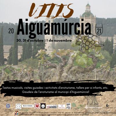 Festival Vitis Aiguamúrcia, 2021