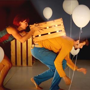 Espectacle de dansa familiar 'Volen, volen…' de la companyia Maria Antònia Oliver
