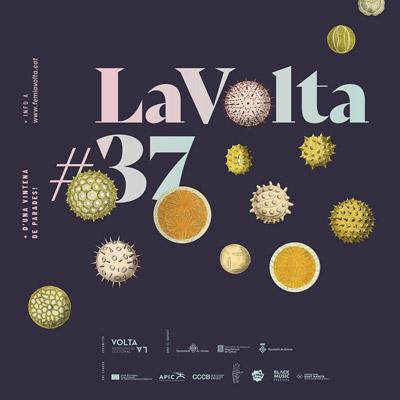 La Volta #37: il·lustració, animació i arxiu, La Volta, Girona, 2021