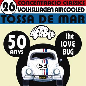 26a Concentració de clàssics Volkswagen a Tossa de Mar, 2019