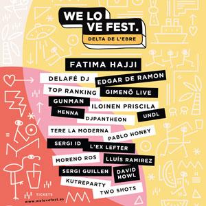 We Love Fest - Amposta 2019