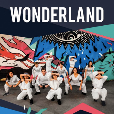 Espectacle 'Wonderland' de l'Escola de Música Moderna de Girona
