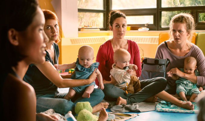 Workin' Moms