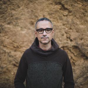 Xavi Sarrià, escriptor, músic