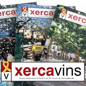 Revista Xercavins de Verdú, 2020