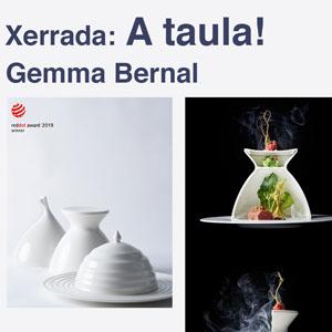 Xerrada 'A taula!' amb Gemma Bernal